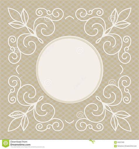e card design template wedding invitation design template decorative background