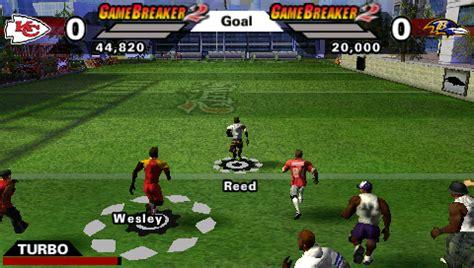 theme psp football nfl street 2 game giant bomb