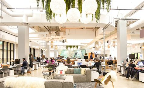 Park West Floor Plan The 8 Best Co Working Spaces In San Francisco Purewow