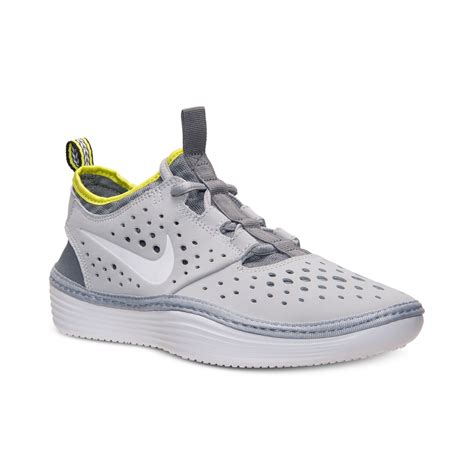 finish line shoes nike s solarsoft costa low shoes from finish line in