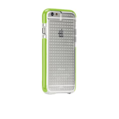 Mate Tough For Iphone 6 4 7 mate tough air iphone 6 4 7 quot clear lime cases