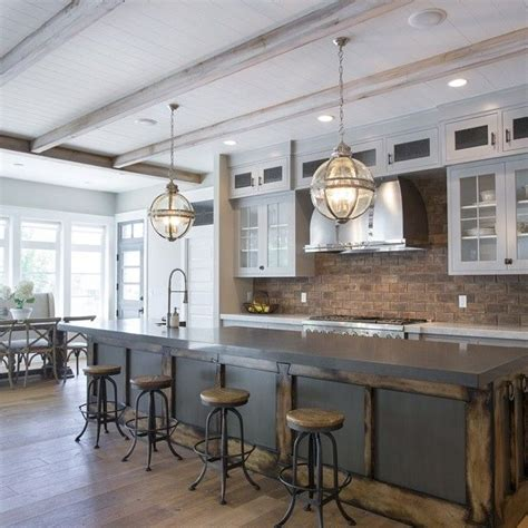 industrial farmhouse kitchen island ᴘɪɴᴛᴇʀᴇsᴛ ᴄʟᴇᴏᴅᴀʟʟᴀs ɪɴsᴛᴀ ᴄʟᴇᴏᴛɪʟʟᴍᴀɴ all things home country farmhouse