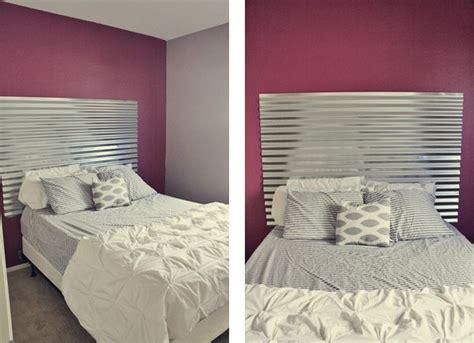 Sheet Metal Headboard by 17 Best Images About Bedroom Decor On Door