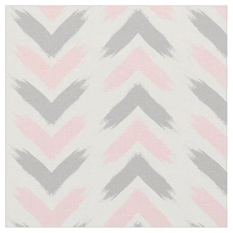 pastel pattern material modern pastel pink gray arrow brushstrokes pattern fabric