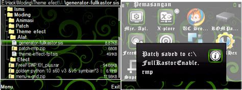 effect themes e63 acakadul april 2013