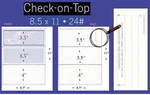 check dimensions