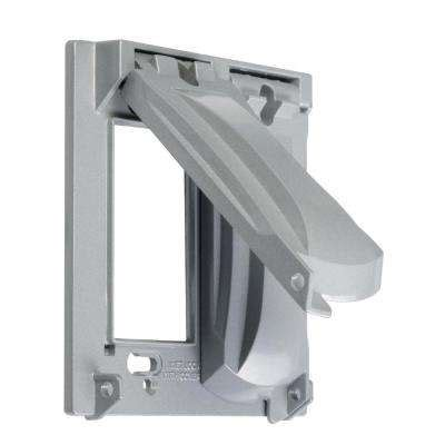 Flip Cover Universal 43 45 Inch Model Sled cast metal covers electrical boxes conduit fittings the home depot