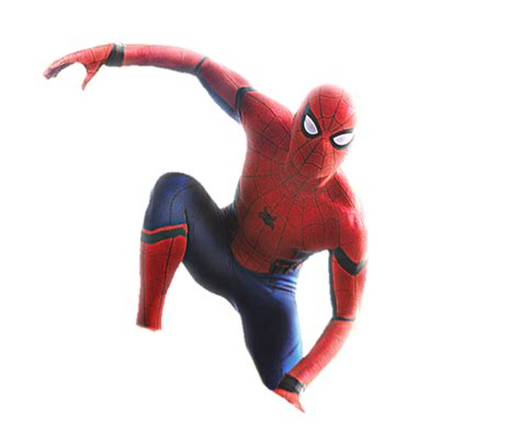 spiderman png images captain america civil war spiderman png render by mrvideo