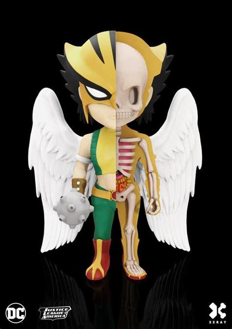Mightyjaxx Xxray Deathstroke By Jason Freeny xxray justice league wave 5 dc comics by jason freeny x