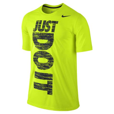 Tshirt Nike Jut Do It T Shirt Nike Just Do It Kaos Nike Just Do It nike s legend just do it camouflage t shirt volt