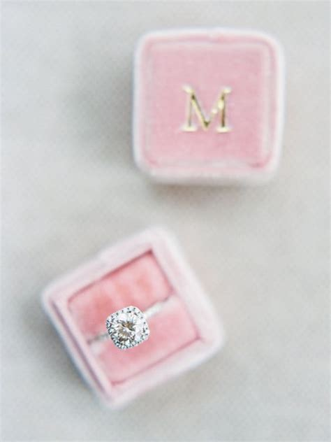 1000 ideas about engagement ring boxes on