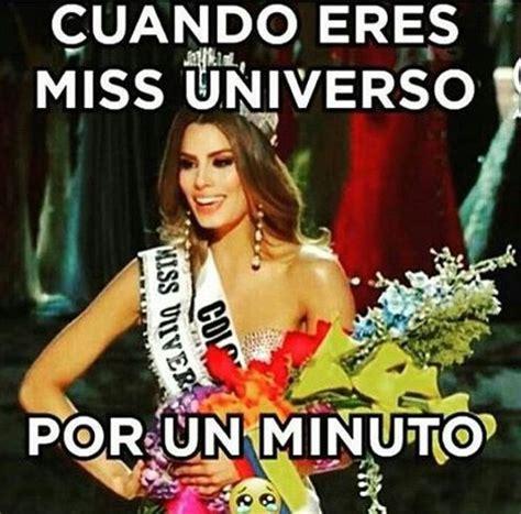imagenes de memes de miss universo los memes de miss universo