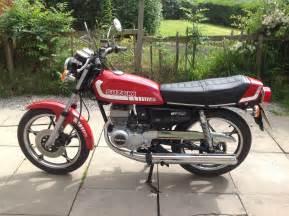 Nos Suzuki Parts Suzuki Gt125 Ec 1980 Newly Restored Powder Coated Lots Of