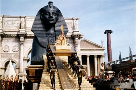 Cleopatra Set2 12 of cinema s and most expensive sets den of