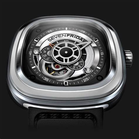 Jam Tangan Alexandre Christie 2671 sevenfriday p1 1 silver industrial essence jamtangan