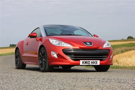 peugeot coupe peugeot rcz coupe 2010 2015 photos parkers