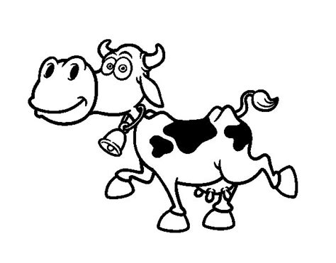 cow ears coloring page free coloring pages of dairy farm