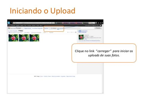 imagenes upload tutorial upload de fotos