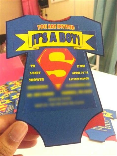 25 Best Ideas About Superman Baby On Pinterest Superman Baby Shower Baby Clothes For Girls Superman Baby Shower Invitation Template