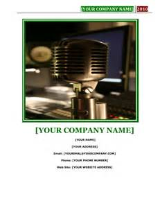 studio business plan template recording studio business plan template sle form