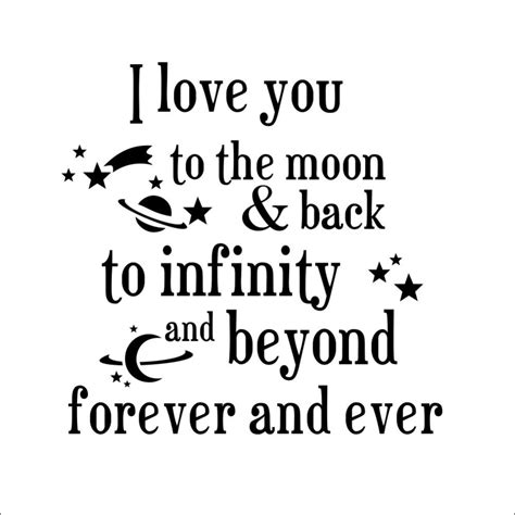 i love you to the moon and back art i love you from the moon and back quotes love quotes moon