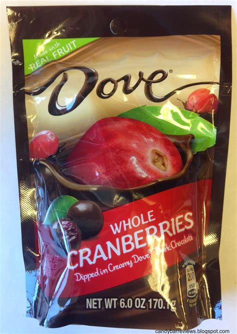 Brookside Chocolate Whole Cranberries bar reviews dove whole cranberries in chocolate