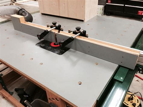 diy router table fence your own router fence askwoodman s design