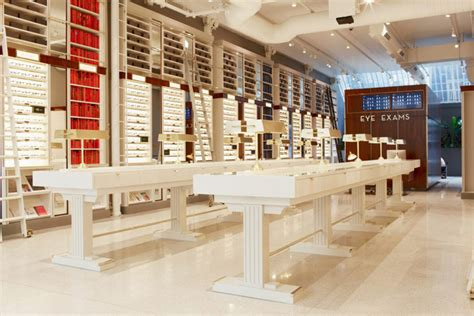 warby flagship store new york 187 retail design