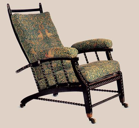 Morris Armchair by History Of The Morris Chair Popular Woodworking Magazine