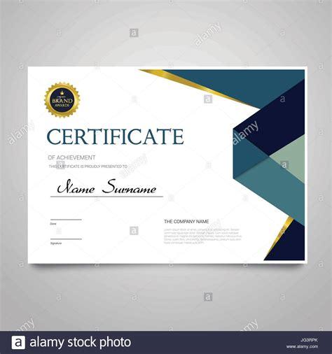 modern certificate template certificate template modern gallery certificate design