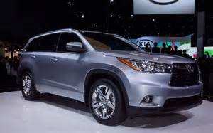 Msrp Toyota Highlander 2015 Toyota Highlander Msrp 2017 Car Reviews Prices And