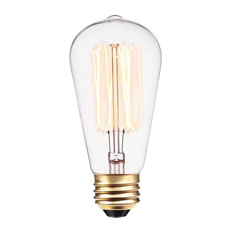 squirrel cage fan home depot globe electric 60 watt incandescent s60 vintage squirrel