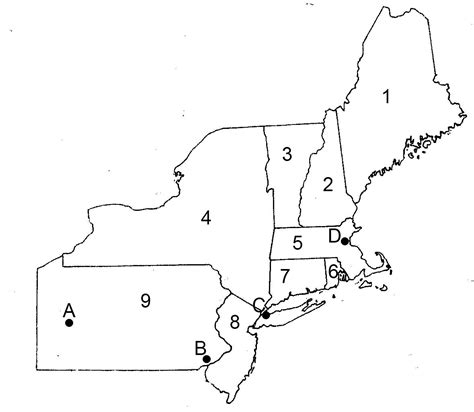 northeast usa outline map northeast map quiz driverlayer search engine