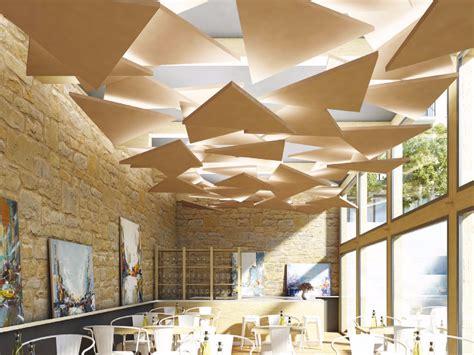 acoustical ceiling clouds il 244 ts acoustiques rockfon eclipse 174 by rockfon rockwool italia