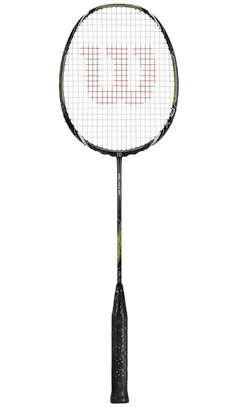 Raket Wilson Blade wilson blade blx badminton racket 2013 tennisnuts