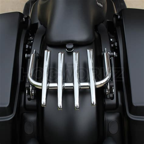 Stealth Rack by Detachable Stealth Luggage Rack For 09 Touring