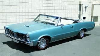 1965 Pontiac Gto Convertible For Sale 1965 Pontiac Gto Convertible 161350