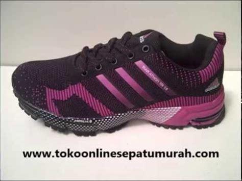 Sepatu Adidas Marathon Tr15 Orange sepatu adidas marathon tr15