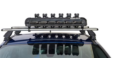 How To Remove Rhino Roof Racks by How To Use The Rhino Rack Ski And Snowboard Carriers 4wd