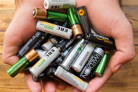 best rechargeable batteries the best rechargeable aa batteries the wirecutter