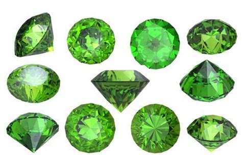peridot birthstone of august symbolism and meaning