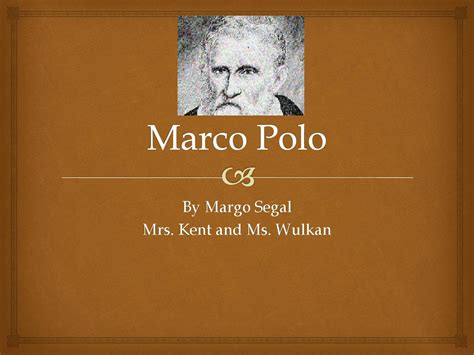 best biography book marco polo marco polo biography book by pcedtech issuu