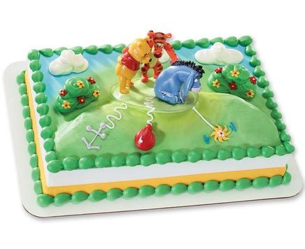 Winnie The Pooh Baby Shower Cakes At Walmart by Cakes Order Cakes And Cupcakes Disney