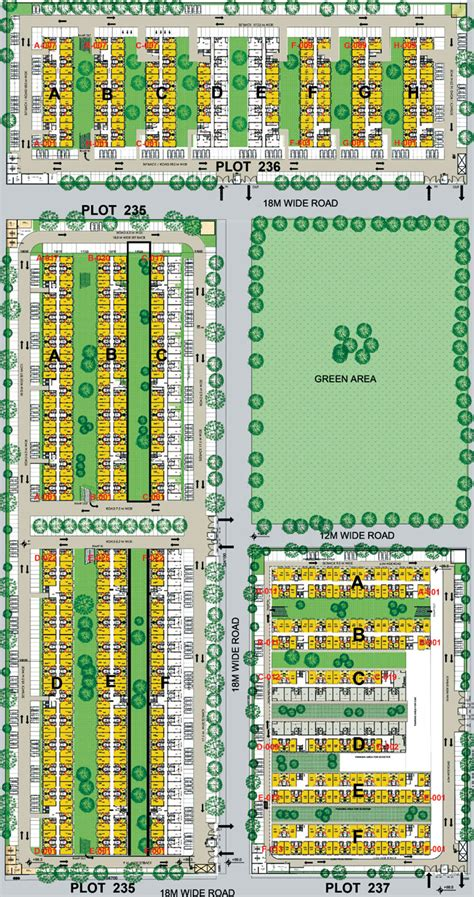 anant raj group 400 sq ft 1 bhk 1t apartment for sale in anant raj group