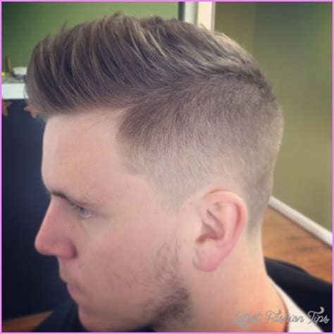 fade haircut boys a fade haircut on white boy latest fashion tips