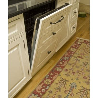 Dishwasher Cabinet Panel by Dishwasher Panel Matches Cabinet Doors For Our Barn