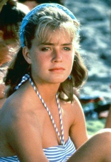 elisabeth shue young movies pinterest the world s catalog of ideas