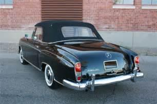 Mercedes 220se 1959 Mercedes 220se Cabriolet 194497