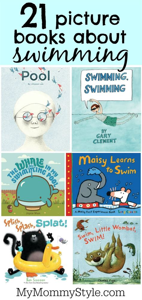 swim wombat swim books 21 picture books about swimming my style