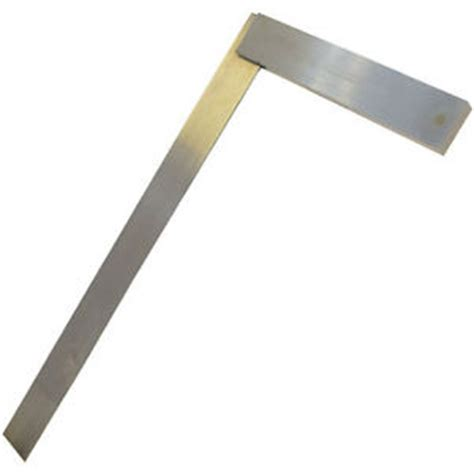 right angle tool pro 450mm hardened steel engineers square tool right